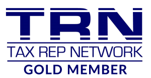 Tax Rep Network member badge